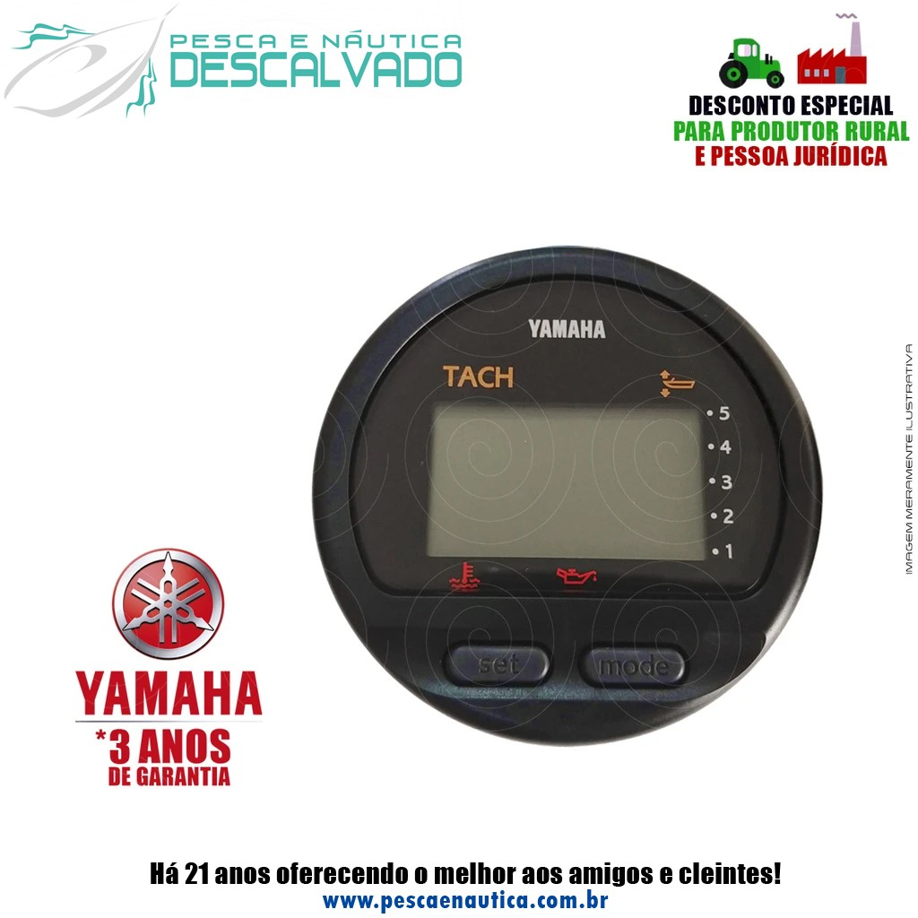 Motor De Popa Yamaha 4 Tempos F 250HP LETX
