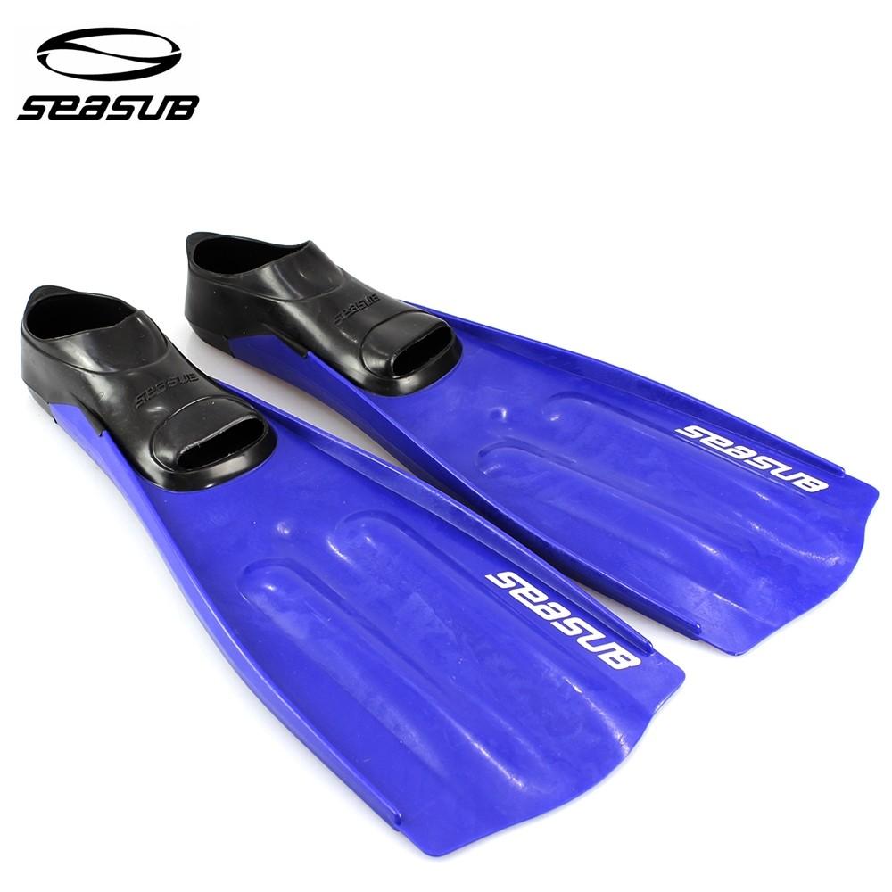 Nadadeira de mergulho azul 41/43 - seasub