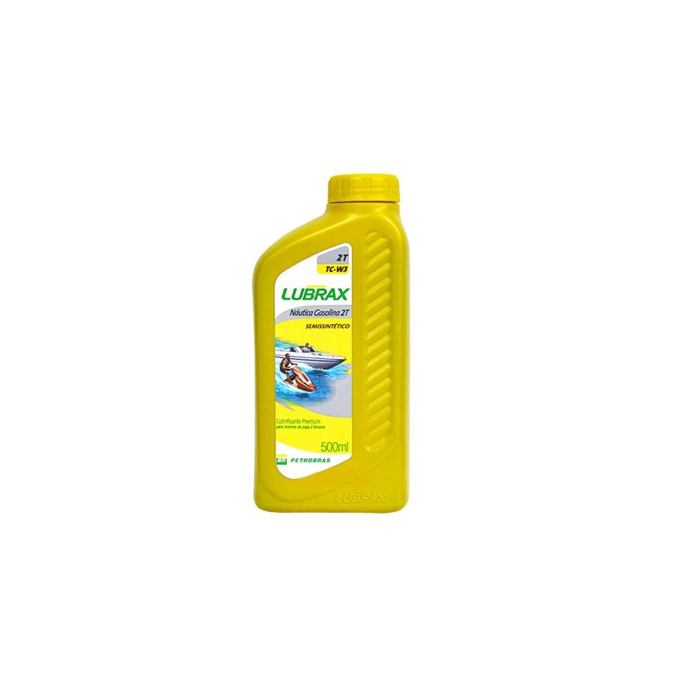 Óleo Lubrificante Lubrax Premium TC-W3 Semissintético