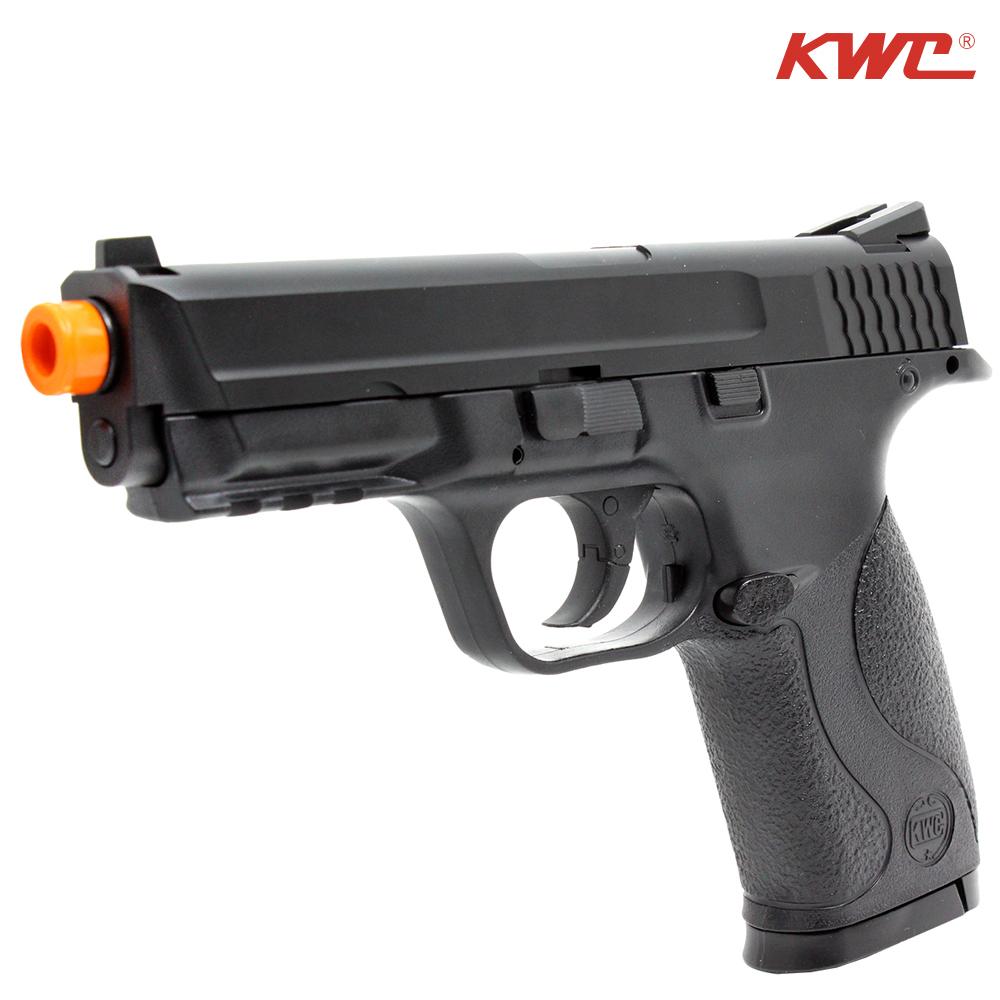 Pistola Airsoft CO2 KWC S&W MP40 CO2 6mm - KWC