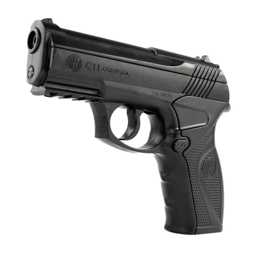 Pistola de Pressão CO2 Sport C11 Metal 4.5mm - Rossi