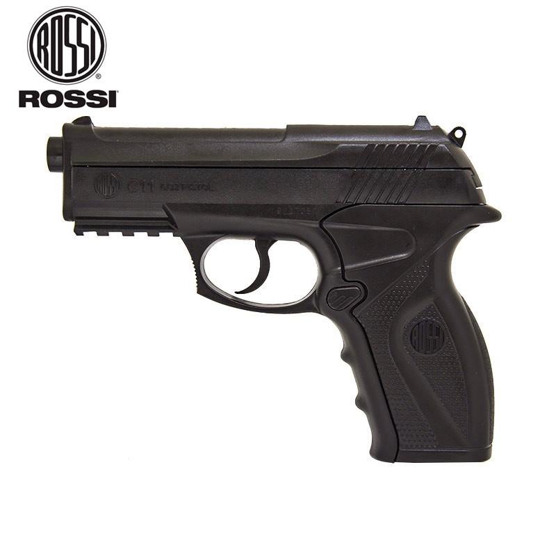 Pistola de Pressão CO2 Sport C11 Metal 6mm - Rossi