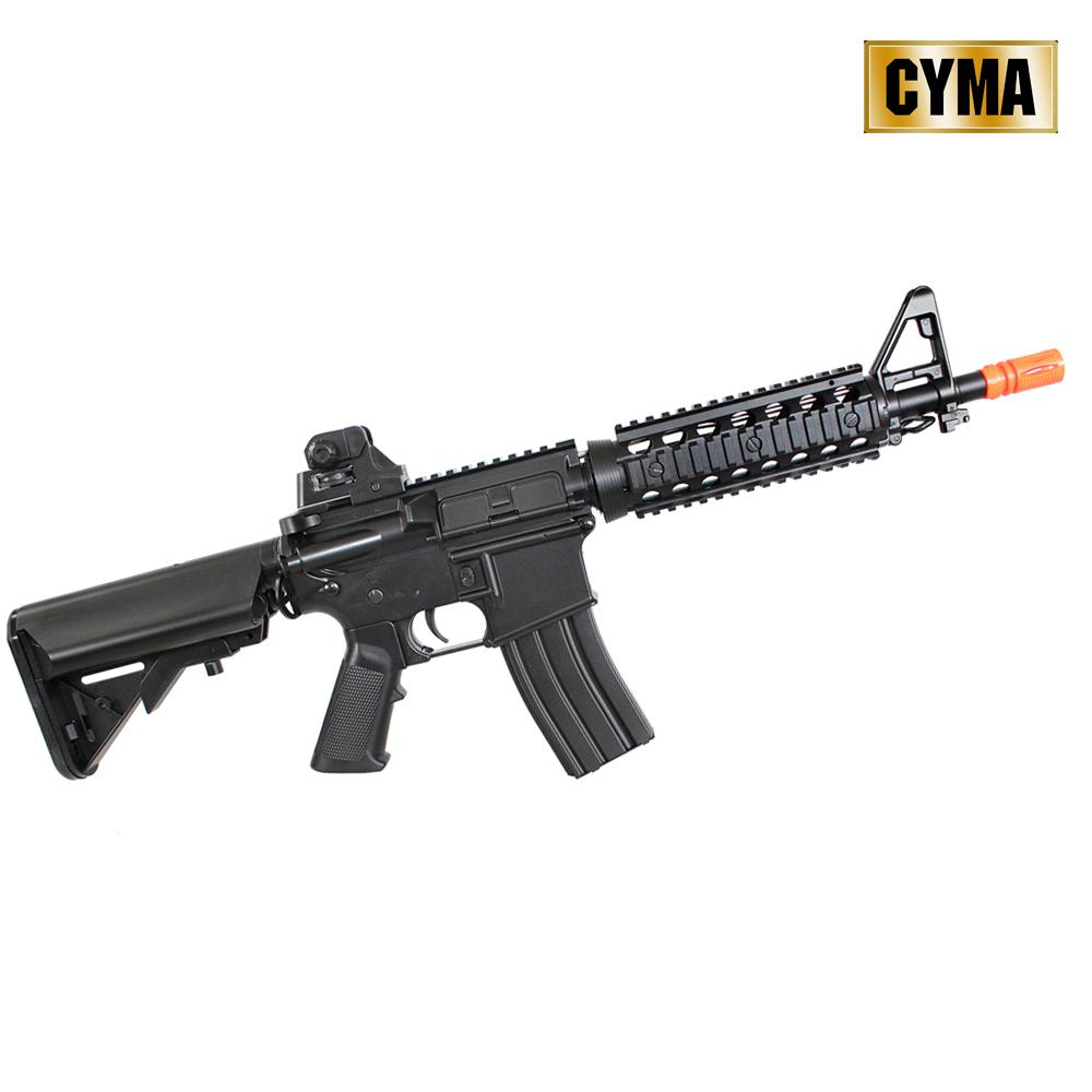 Rifle Airsoft Elétrico Cyma M4 CM506 6mm - Rossi