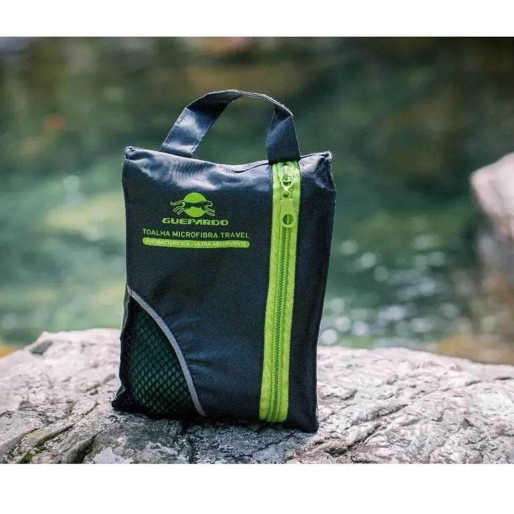 Toalha Camping Microfibra Travel - Guepardo