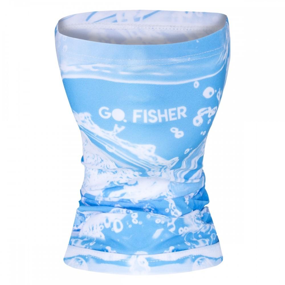 Tube Neck Go Fisher Aqua 01 Proteção UV