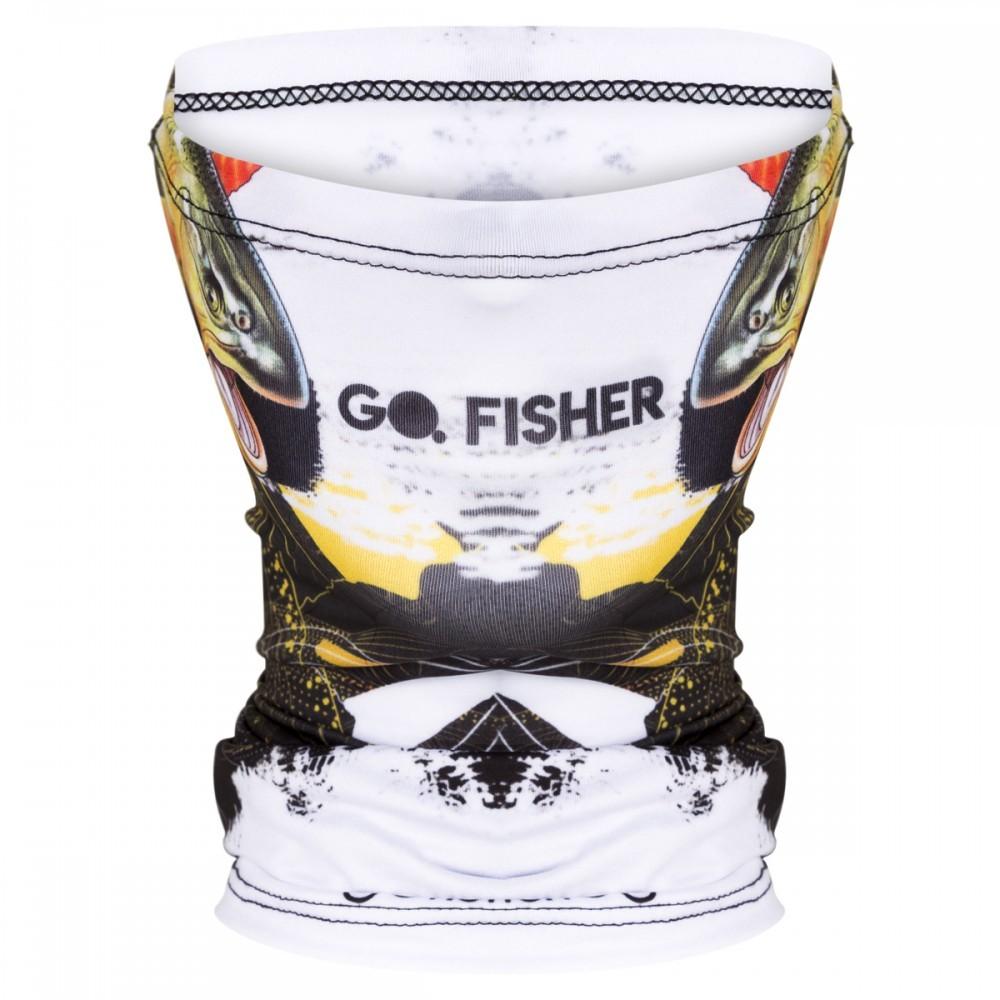 Tube Neck Go Fisher Dourado do rio 09 Proteção UV
