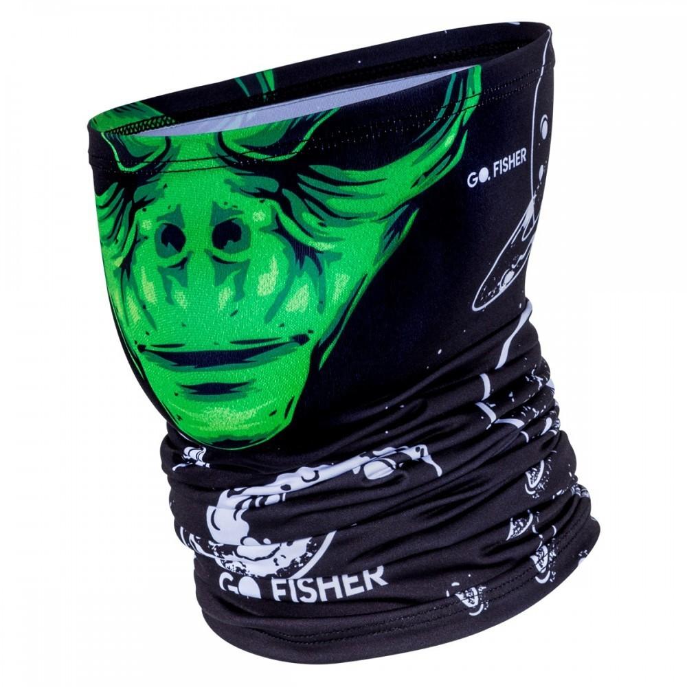 Tube Neck Go Fisher Lunático 20 Proteção UV