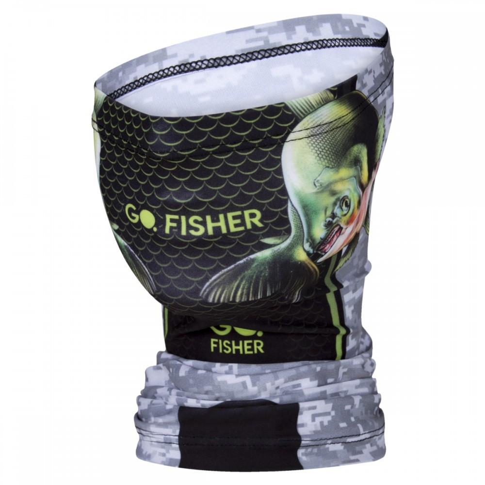 Tube Neck Go Fisher Tambaqui 05 Proteção UV