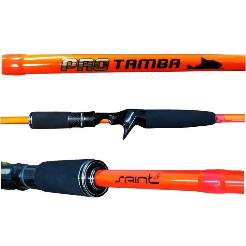 Vara Carretilha Saint Plus Pro Tamba 2,70 M Orange