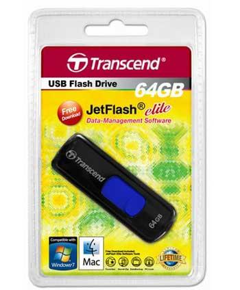 Pen Drive JetFlash 500 Elite 64GB