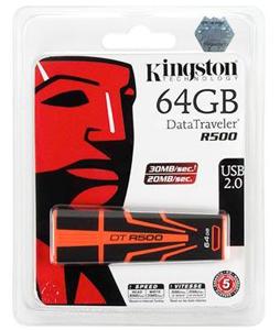 Pen drive Kingston 64GB DataTraveler R500
