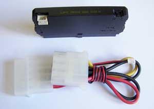 IDE Flash Module DOM 40 Pinos 128MB Transcend