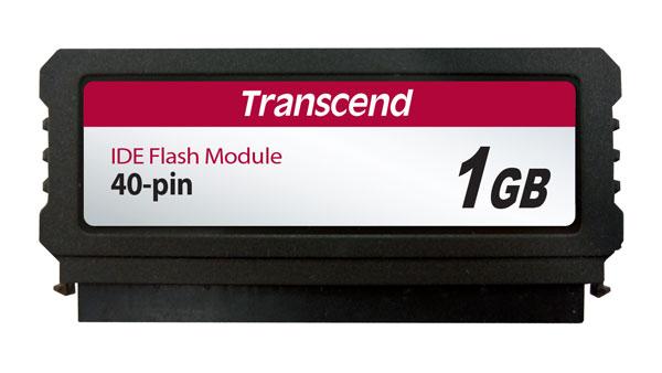 IDE Flash Module DOM 40 Pinos 1GB Transcend
