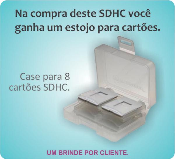 Cartão de Memoria SDHC 8GB Sandisk Extreme Pro Classe 10 95MB/s