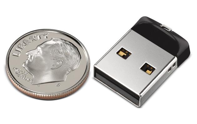 Pen Drive Sandisk Cruzer Fit 16GB