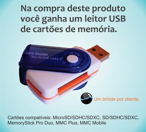 Cartão de Memória SDXC Transcend 128GB Classe 10
