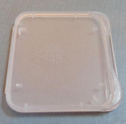 Case para Cartão de Memória SD SDHC - individual