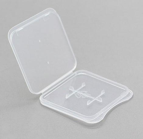 Case para cartão de memória MicroSD MicroSDHC - 1 unidade