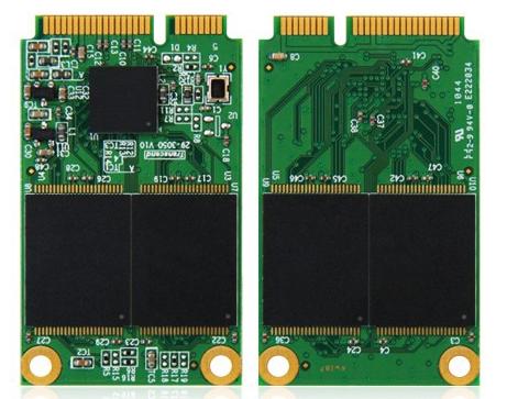 Transcend mSATA SSD 4GB SLC