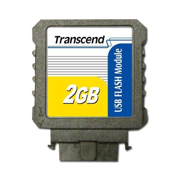 Módulo USB Flash 2GB Vertical
