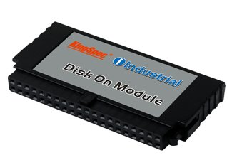Módulo KingSpec IDE Flash DOM 40 Pinos PATA 4GB