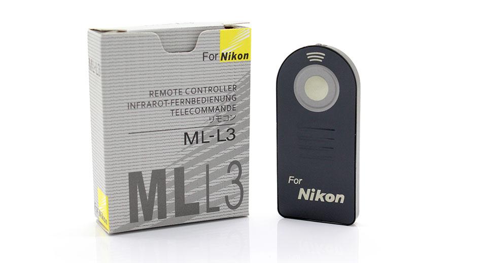Controle Remoto para câmeras Nikon ML-L3