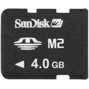 Memory Stick Micro M2 Sandisk 4GB