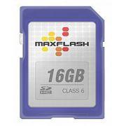 Cartão de Memória Sdhc 16GB Maxflash Classe 6