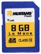 Cartao de Memoria Sdhc 8GB Mustang - Class 10