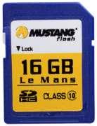 Cartao de Memoria Sdhc 16GB Mustang - Class 10