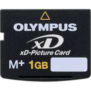 Cartao de Memoria XD M+ Plus 1GB Olympus