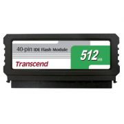 IDE Flash Module DOM 40 Pinos 512MB Transcend