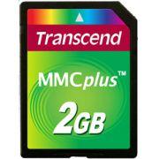 Cartão de Memória MMC Plus Transcend 2GB