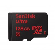 Cartão de Memória Micro SDXC 128GB Sandisk Ultra Classe 10 48MB/s
