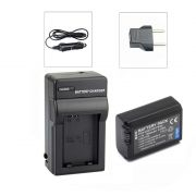 Kit 1 Bateria + Carregador NP-FW50 para Sony