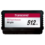 Módulo IDE Flash DOM 44 Pinos PATA 512MB Transcend (Vertical)