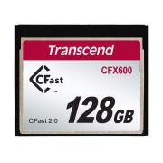 Cartão de memória INDUST TEMP CFAST CARD 128GB TS128GCFX600