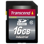 Cartão de Memória SD Transcend 16GB Industrial TS16GSDHC10I