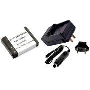 Kit 1 Bateria + carregador AHDBT-001 para câmera e filmadora Go Pro 1 e 2 Gopro HD Hero