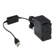 Adaptador de Bateria Fonte D54S Para Panasonic D54S