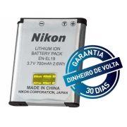 Bateria EN-EL19 ORIGINAL NIKON para Coolpix S100, 3100, 4100, S-3300, S4300