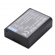 Bateria LP-E10 960mAh para câmera digital e filmadora Canon EOS Digital SLR 1100D, Rebel T3, KISS Digital X50