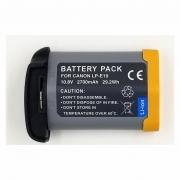 Bateria LP-E19/LP-E4 para câmera digital e filmadora Canon EOS-1D Mark III Digital, EOS-1Ds Mark III Digital