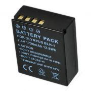 Bateria BLH1 para Olympus OM-D E-M1 Mark II
