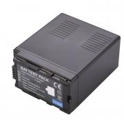 Bateria VW-VBG6 para filmadora e câmera  Panasonic AG-HMC70, AG-HMC40, AG-HMC150, AG-AC7