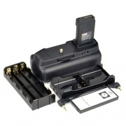 Battery Grip 1100d +Bateria LP-E10 Para Canon T5 E T6