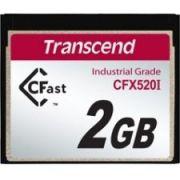 Cartão de memória INDUST TEMP CFAST CARD 2GB TS2GCFX520I Industrial Grade