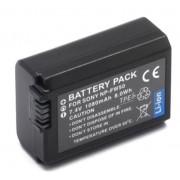 Kit 3 Baterias + Carregador Triplo Np-fw50 Para sony