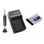 Kit Bateria NP-BD1 FD1 para Sony Cyber-shot DSC-T2, T77, T300, T900
