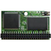 Módulo IDE Flash DOM 44 Pinos PATA 512MB Transcend (Horizontal)
